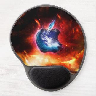 Flamma den Apple gelen Mousepad