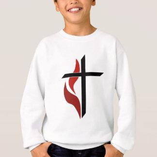 Flammande kor t-shirts