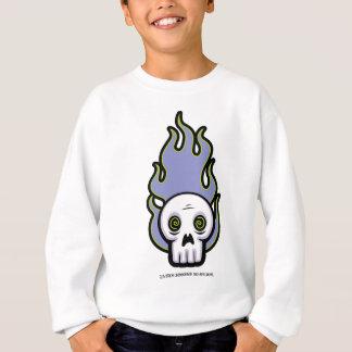 Flammande skalleUG T-shirts