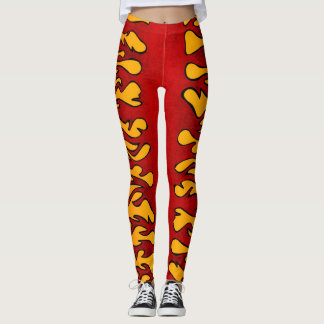 Flammar Leggings
