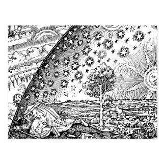 Flammarions Wanderer Vykort