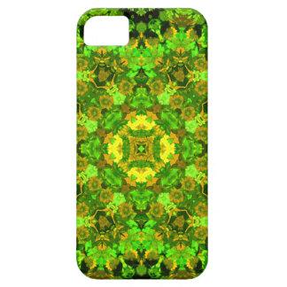 """Flår cell-telefonen """"för det trädgårds- inlägg"""" iPhone 5 fodral"""
