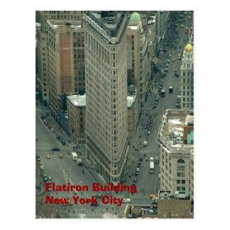 Flatiron byggnad vykort
