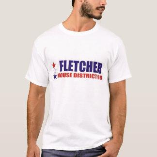 Fletcher för skjorta för hus T Tröja