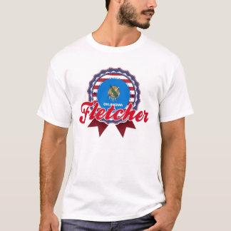 Fletcher som är reko t shirt