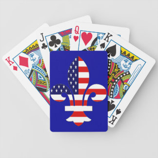 Fleur de USA Spelkort
