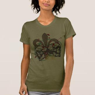 Fleur de Vagga Kvinna skjortor T Shirts