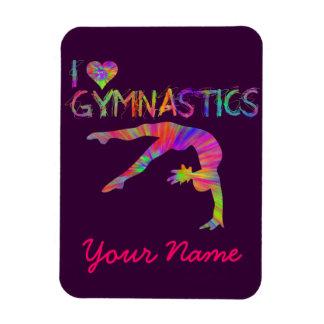 Flexi för dansgymnastikjubel magneter