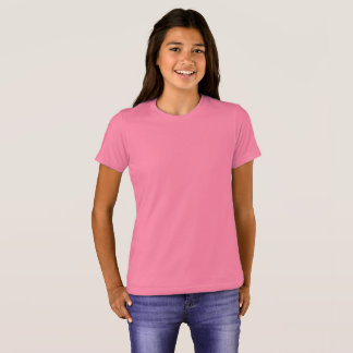 Flicka Bella+KanfasbesättningT-tröja Tröja