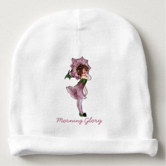 Flicka för barn för blomma för