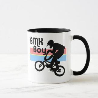 Flicka för BMX-pojke/BMX Mugg