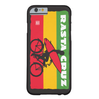 Flicka för Stephen Hosmers Rasta Cruz surfare Barely There iPhone 6 Fodral