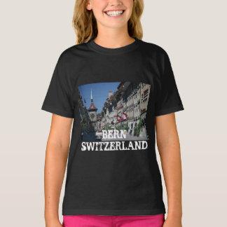 Flicka grundläggande Hanes Tagless ComfortSoft® T-shirts