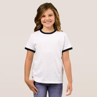 Flicka RingerT-tröja T-shirt