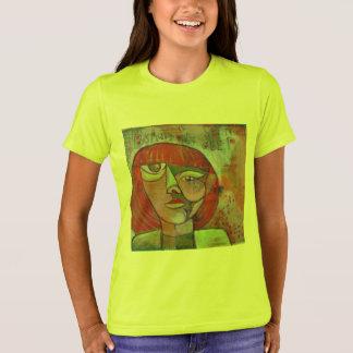 Flicka skönhet för T-skjortan 'är flår endast deep Tee