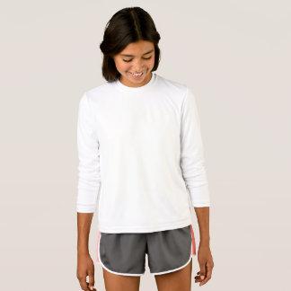 Flicka T-tröja för långärmad för Tröja