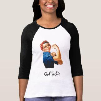 Flicka Techie Tee Shirt