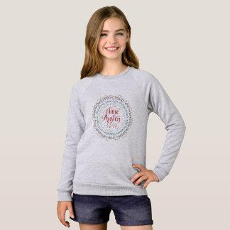Flicka tröja - Jane Austen perioddramer