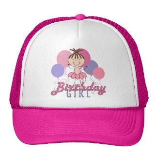 FlickaBallerinafödelsedag Keps