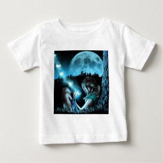 Flickadanandefjärilar T Shirts