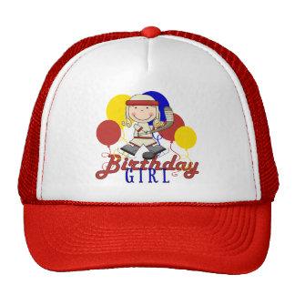Flickahockeyfödelsedag Trucker Keps