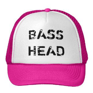 Flickaktigt bas- Head hatt Keps