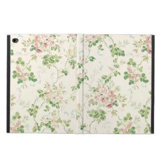 Flickaktigt blom- damast powis iPad air 2 skal