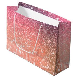 Flickaktigt för guldrodnad för trend rosa glitter