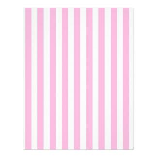 Flickaktigt för heltäckanderandar för baby rosa reklamblad 21,5 x 30 cm