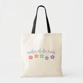 Flickaktigt-Stickreplik mor av bruden Tote Bags