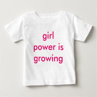 flickan driver växer t shirt
