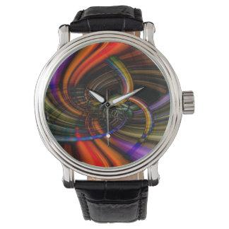 Flickan med Kaleidoscopeögon Armbandsur