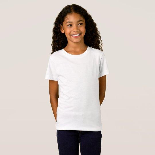Flick Fin Jersey T-Shirt, Vit