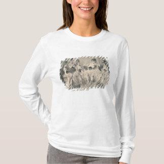 Flickor i en Bordello T-shirt