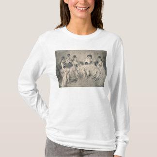 Flickor i en Bordello Tröjor