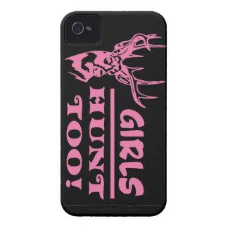 flickor jagar för iPhone 4 skal
