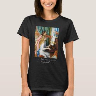 Flickor på den pianoPierre Auguste Renoir Tee Shirts