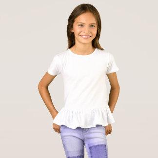 Flickor rufsar T-tröja T Shirt