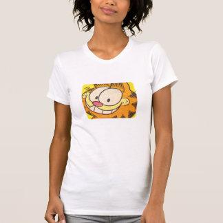 Flina Garfield, kvinna skjorta Tee Shirt