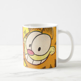Flina Garfield, mugg