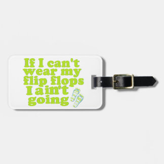 flinflip flops bagagebricka