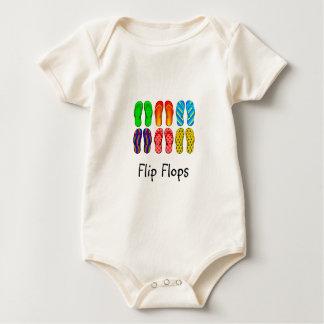 Flinflip flops body för baby