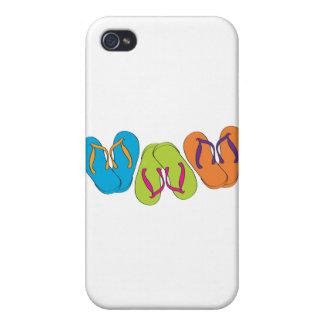 Flinflip flops iPhone 4 hud