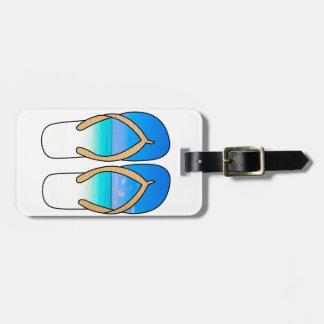 Flinflip flops - strand bagagebricka
