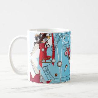 Flipperspel Kaffemugg