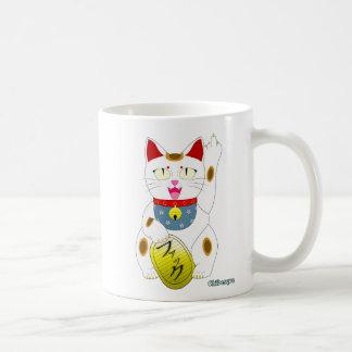 Flippy katt kaffemugg