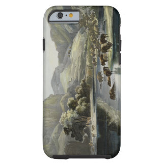 Flockar av bisonen och älgen på upperen Missouri, Tough iPhone 6 Skal