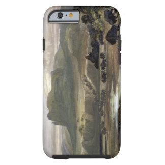 Flocken av bisonen på upperen Missouri, pläterar Tough iPhone 6 Skal