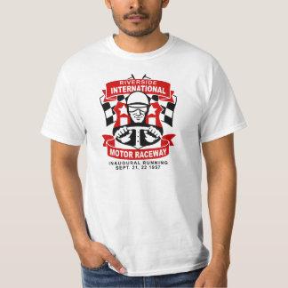 Flodstrandinternationellkapplöpningsbana Tee Shirts