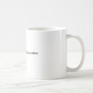 Flöjt Kaffemugg